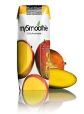 mySmoothie Mango - 250 ml.