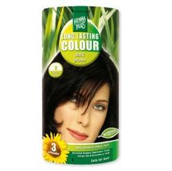 Henna Plus - Long lasting colour system , Dark Brown 3.0