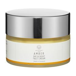Amber Day & Night Face Cream - 50 ml.