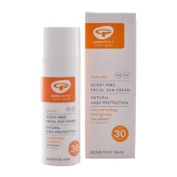 Green People Sun Lotion SPF30 No scent - 50 ml.