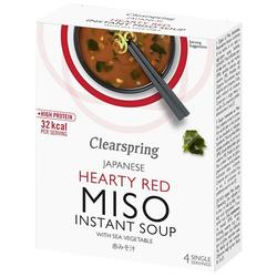 Instant Miso Soup - Hearty Red - 40 gram