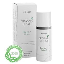 Organic Boost Day no. 1 Naturel dagcreme - 50 ml.