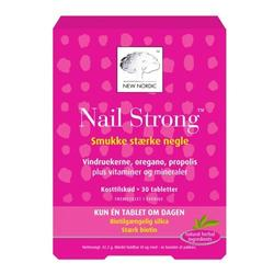 Nail Strong - 30 tabletter (U)