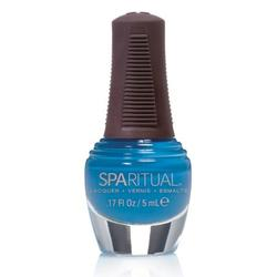Sparitual Neglelak mini turkisblå sky´s the limit - 5 ml.