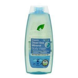 Dr. Organic Dead Sea Bath & Showergel - 250 ml.