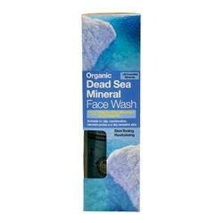 Dr. Organic dead sea Face wash - 200 ml.