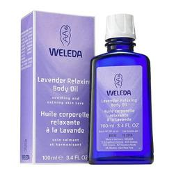 Weleda Body Oil Lavender - 100 ml.