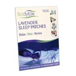 Lavendel sleep patches - 14 stk