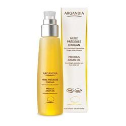 Argandia Organic Pure Precious Argan oil - 125 ml.