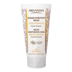 Argandia Moisturizing Face Mask Orange Blossom - 75 ml.