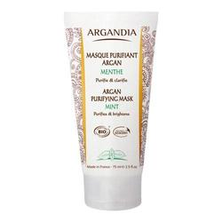 Argandia Purifying Face Mask Mint - 75 ml.