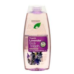 Dr. Organic Bath & Shower Lavender 250 ml.