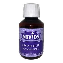 Argan olie m. lavendel - 100 ml.