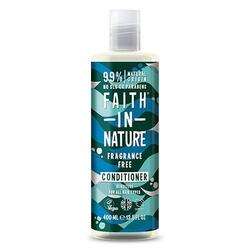 Faith in nature Balsam Fragrance Free - 400 ml.