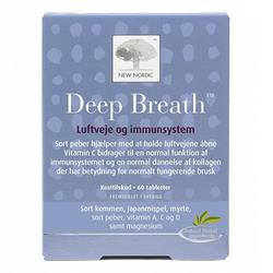 Deep Breath - 60 tabletter