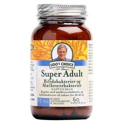 Udo's Choice Super-Adult fra 16-65 år - 60 kapsler