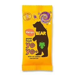 Yoyo pure fruit mango Bear - 20 gram