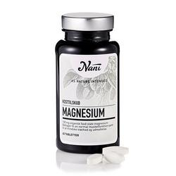 Magnesium Food State - Nani - 60 tabletter