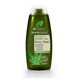Dr. Organic Body wash Hemp oil - 250 ml.