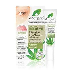 Dr. Organic Intensiv eye serum Hemp oil - 15 ml.