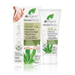 Dr. Organic Hand & Nail Treatment intensiv - 100 ml.