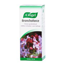 A.Vogel Bronchoforce - 50 ml.