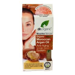 Stem cell elixir argan Dr. Organic - 30 ml.