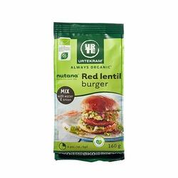Red lentil burger mix Økologisk - 160 gram