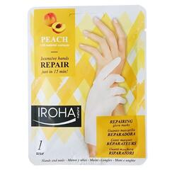Repair hand mask peach Iroha - 18 ml. (U)