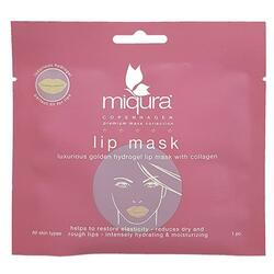 Miqura Lip Mask - 1 stk