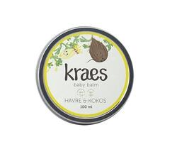 KRAES baby balm havre & kokos - 100 ml.