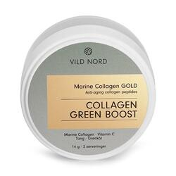 Vild Nord Marine Collagen GREEN BOOST - 14 gram