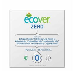 Ecover opvasketabs All-in-One Zero - 500 gram