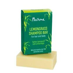 Nurme Shampoobar Lemongrass for Hair & Body - 100 gram
