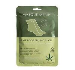 Miqura Hemp Foot Peeling Mask 1 stk