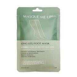 Miqura Long Leg Foot Mask - 1 stk