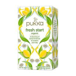 Fresh Start te Ø Pukka - 20 breve