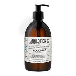 Ecooking Hånd Lotion 02 - 500 ml.