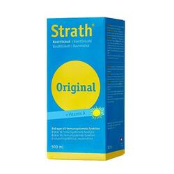 Strath D-vitamin - 500 ml.