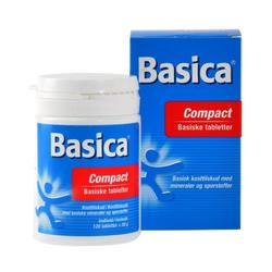 Basica Compact - 120 tabletter (U)