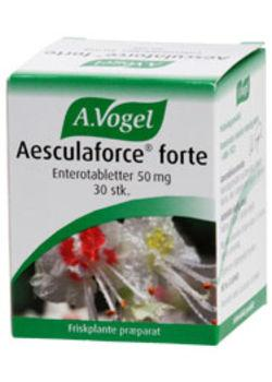 Aesculaforce Forte - 30 tabletter