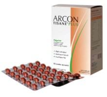 Arcon Tisane Plus - 60 kapsler