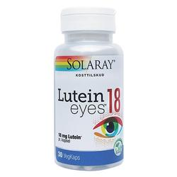 Lutein Eyes 18 mg. - 30 kapsler