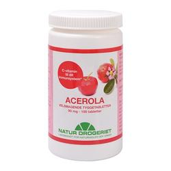 Acerola natural 90 mg. - 100 tabl.