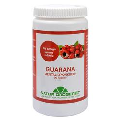 Guarana 500 mg. - 90 kapsler