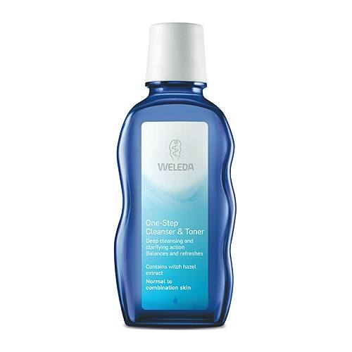 Weleda One-Step Cleanser & Toner - 100 ml.