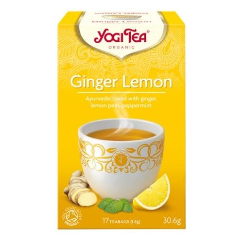 Yogi te Ginger/Lemon - 15 breve