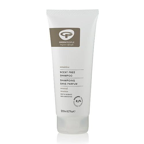 Organic Base No Scent Shampoo - 200 ml.