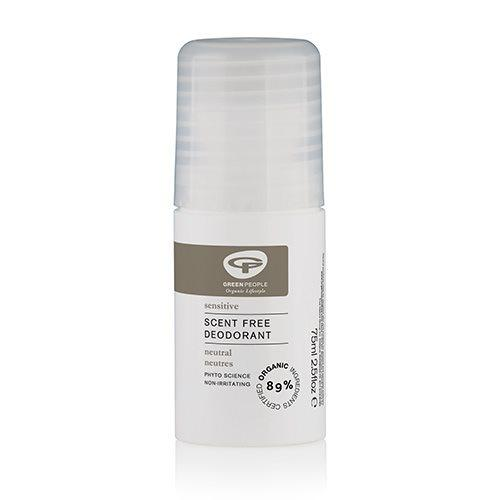 Organic Base No Scent Deodorant - 75 ml.