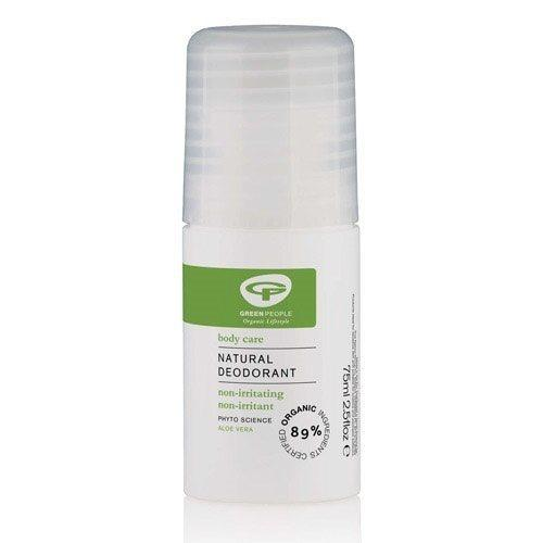 GreenPeople Aloe Vera Roll-on Deodorant - 75 ml.